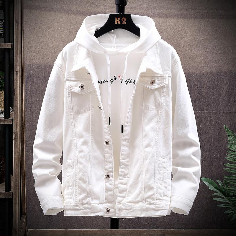 以家人之名凌霄宋威龙贺子秋李尖尖张新成同款牛仔衣夹克衣服外套