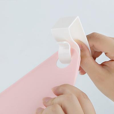 日本卫浴吹风机收纳架创意挂架电吹风收纳架置物架挂环挂钩储物架