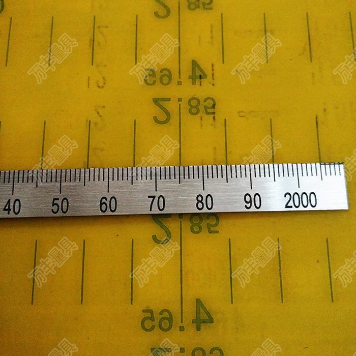 2米弹簧钢尺条 钢尺条 钢尺条 弹性钢尺 软钢尺10#0.5