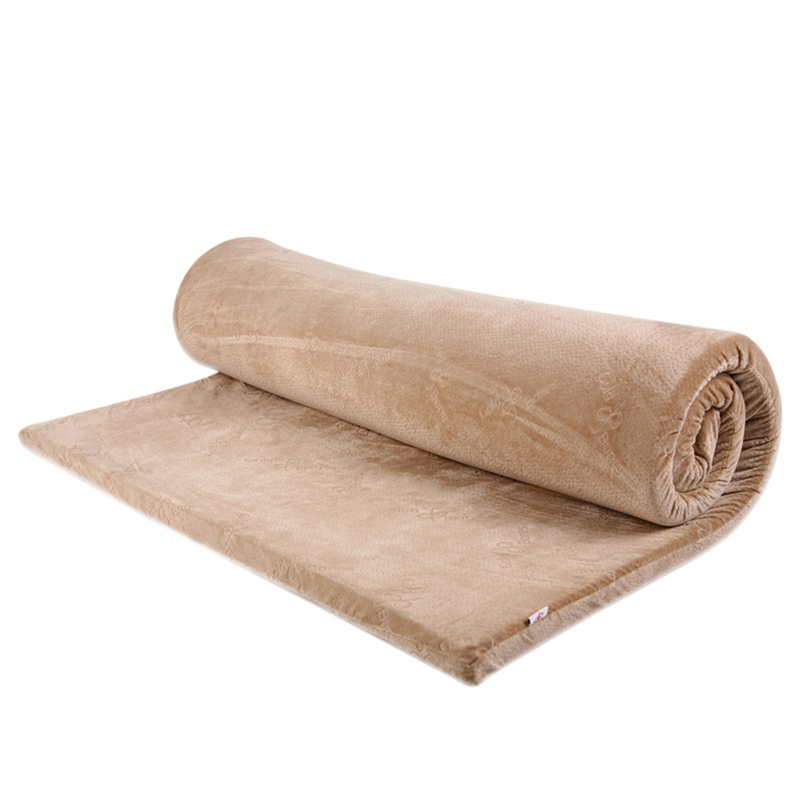 美国骨得金慢回弹记忆棉高密度床垫1.2米1.5米1.8宽单人床垫