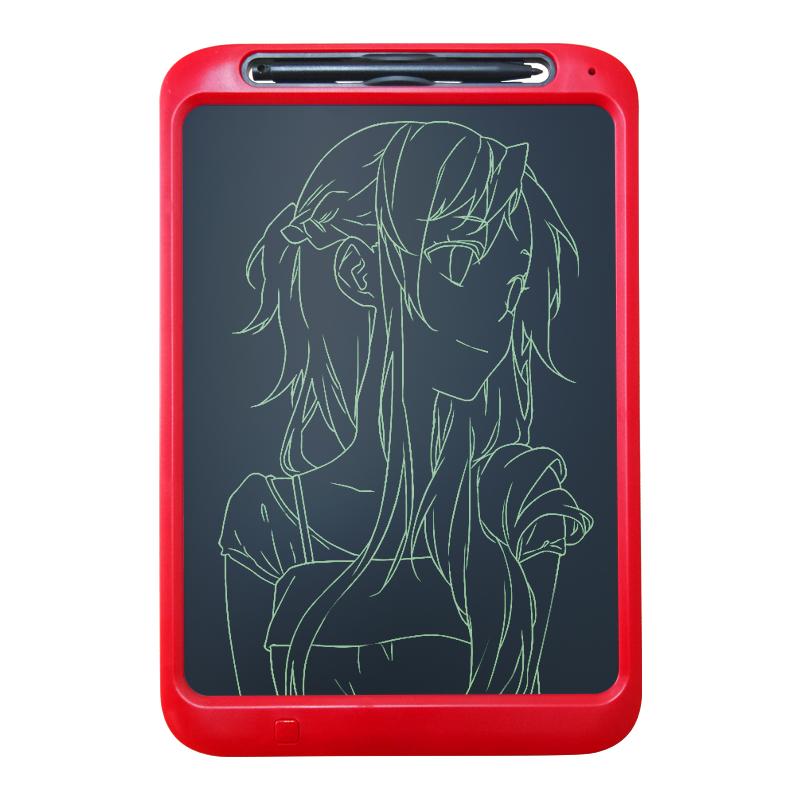 儿童写字板画板液晶电子手写板磁性涂鸦板小黑板男生女孩益智玩具