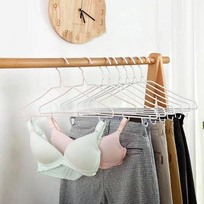 【10-50支】成人加粗衣架衣架子家用晾衣架挂衣架衣服架衣撑子
