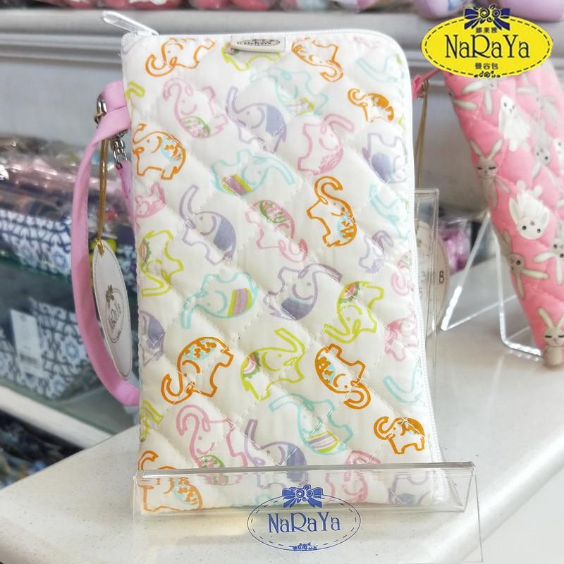 正品泰國NARAYA曼谷包手拎手機小包5.5手機包 手機袋NB-392C 女包
