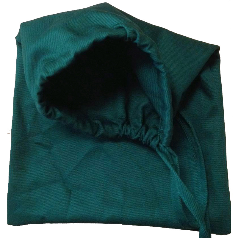 手术器械袋灭菌布袋布兜棉墨绿医院手术收纳袋