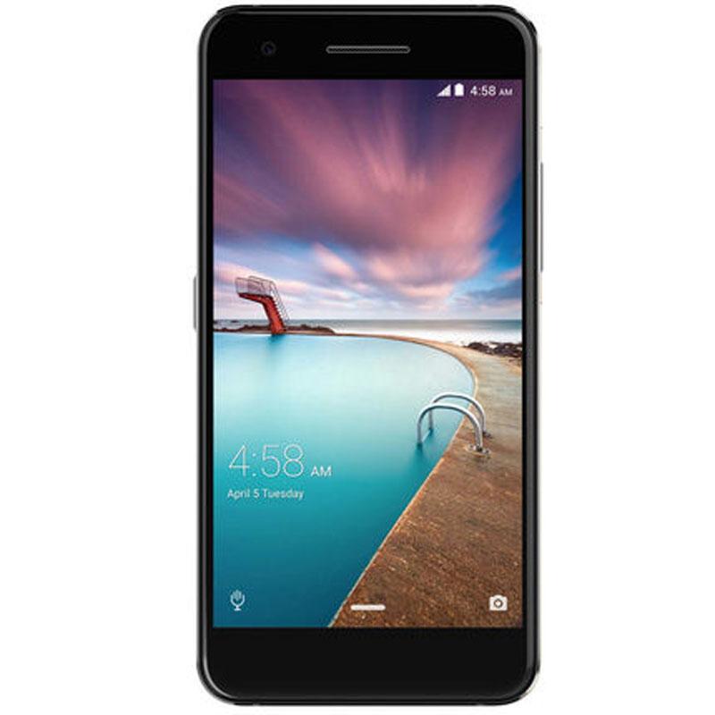 V8MINI 指纹智能双卡八核手机 4G 全网通 NFC V870 中兴 ZTE 影视会员 手机壳 钢化膜 送耳机 64G 4G ROOT 可