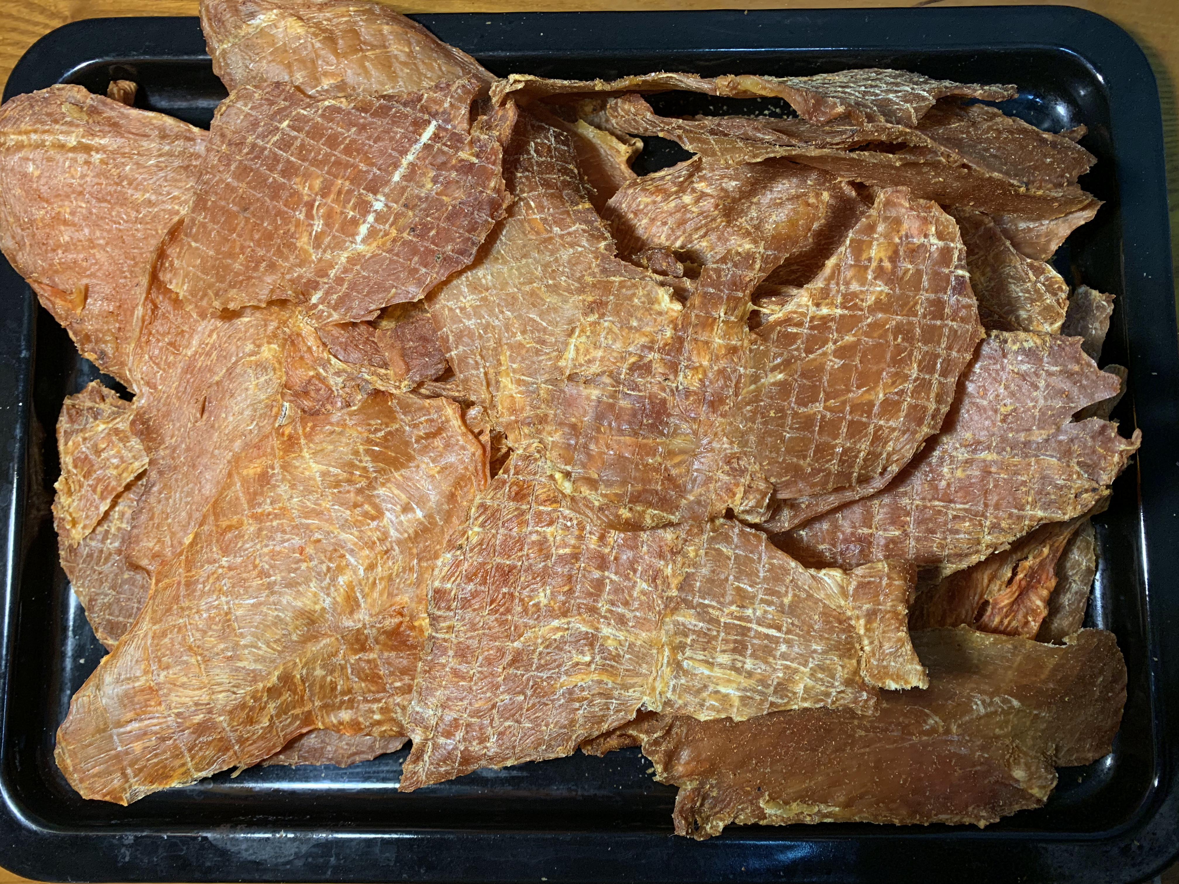 鸡胸肉丝干鸡肉干人吃健身饱腹代餐低卡高蛋白零食鸡肉干耐吃低脂