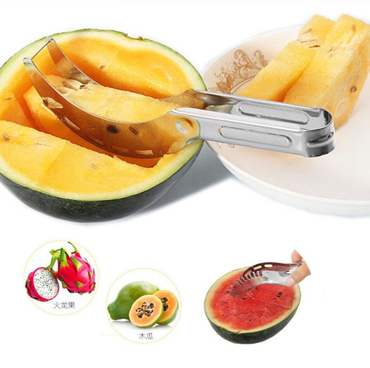 天天特价不锈钢水果挖球勺挖果器西瓜切片神器套装创意水果叉