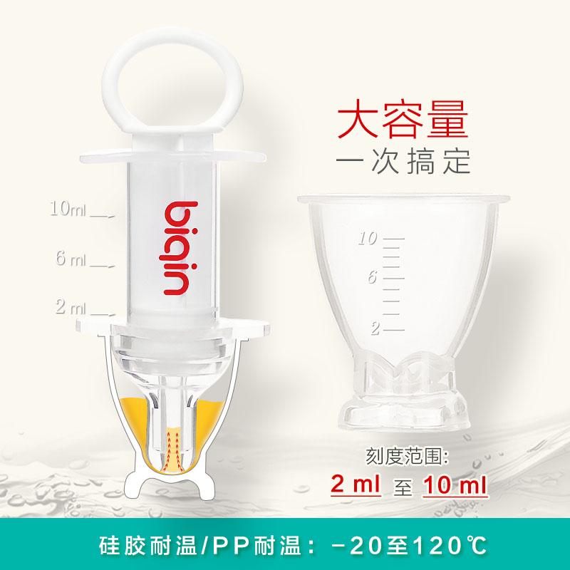 婴儿防呛喂药神器宝宝滴管式喂药器婴幼儿喝药喂水小孩子吃药喝水