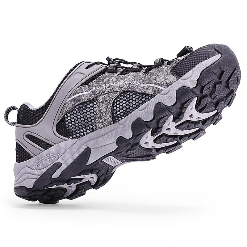 美国第一户外溯溪鞋男速干夏季户外鞋女防滑徒步登山鞋透气涉水鞋