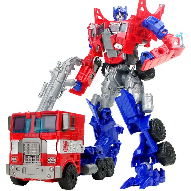 变形玩具金刚大黄蜂机器人汽车恐龙儿童男孩正版飞机坦克警车手办