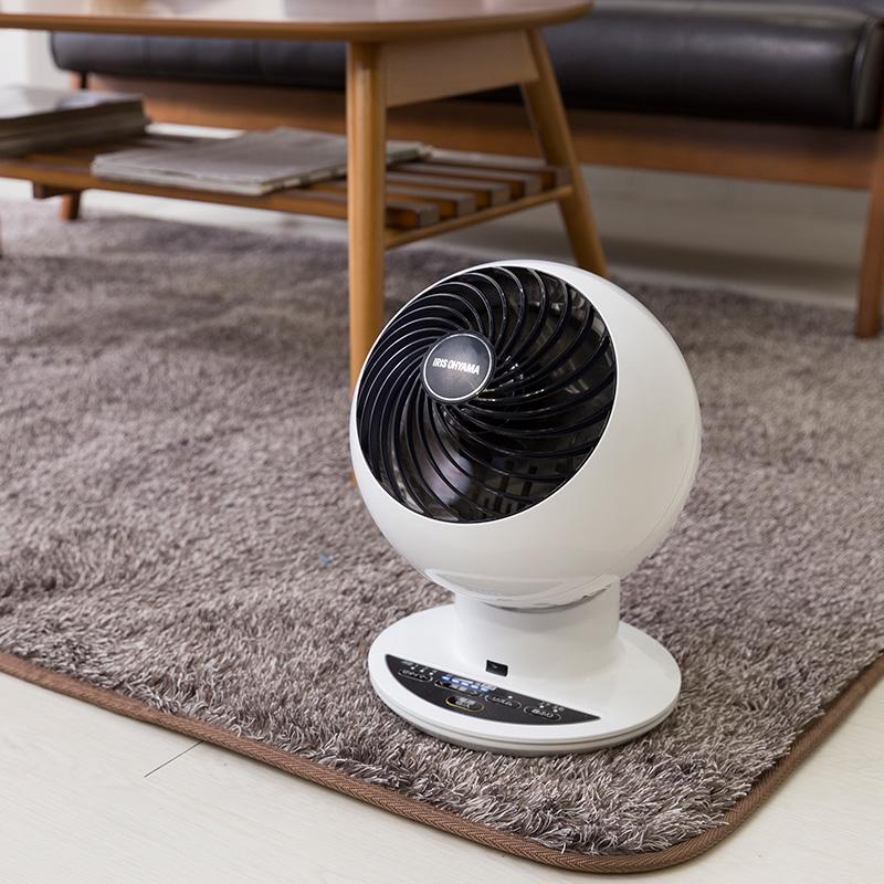 日本爱丽思IRIS电风扇循环家用小型遥控风扇静音节能空气循环扇