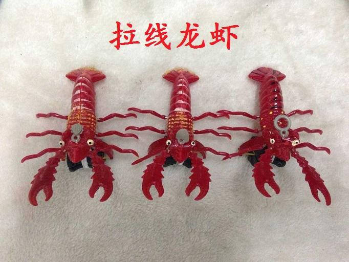 新款拉线乌龟小鸟甲虫可爱拉绳小动物儿童玩具地摊夜市热卖批发