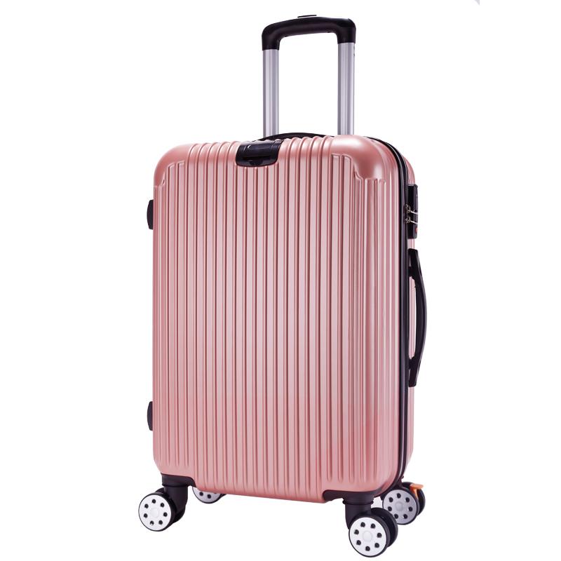 26 寸 20 寸 24 大学生行李箱拉杆女韩版小清新万向轮旅行箱包密码箱子