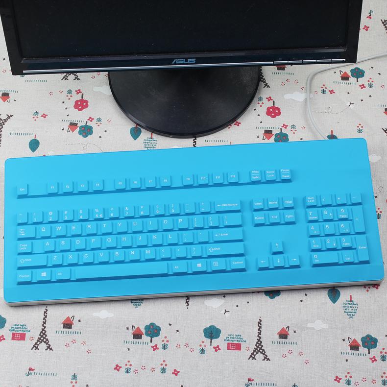 Cherry樱桃G80-3000键盘3494台式机械键盘保护膜 防水防尘套罩贴