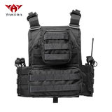 Yake Da military fans live CS tactical vest tactical equipment supplies combat vest tactical vest vest 6094