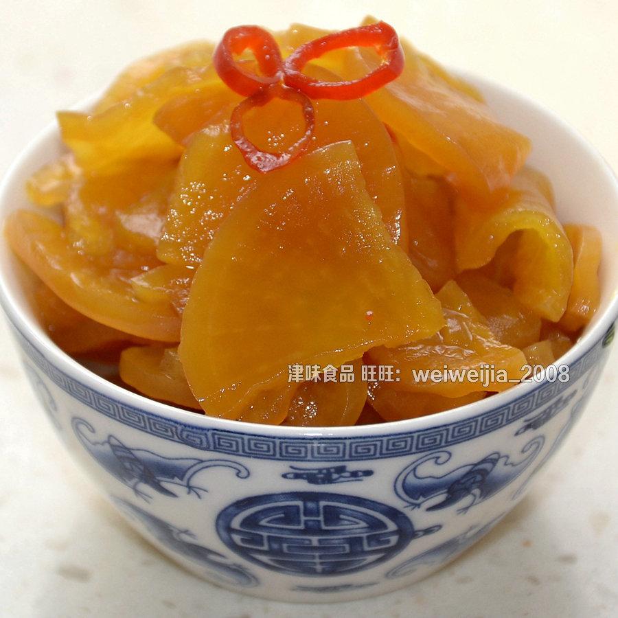 十袋包邮玛雅屋咸菜日式酱菜雅玛屋坛渍萝卜脆嫩萝卜片下饭菜150g