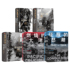Faces of World War II (Set of 5 Volumes) The Longest Day + The Last Battle + The Far Bridge + The Wrath of Conquest + The Burning Ocean World War II Epic Trilogy Pacific War Trilogy CITIC Press