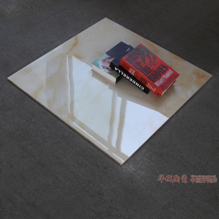 金刚石地砖800X800客厅房间防滑耐磨地板砖 玻化砖全抛釉地砖