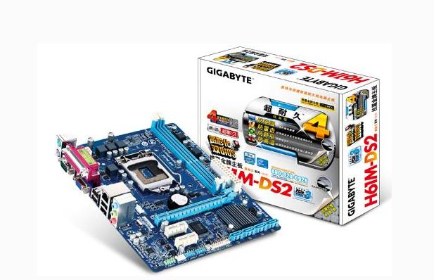 Gigabyte/技嘉 H61M-DS2 3.0版 H61M-E P8H61-M PLUS V2 V3