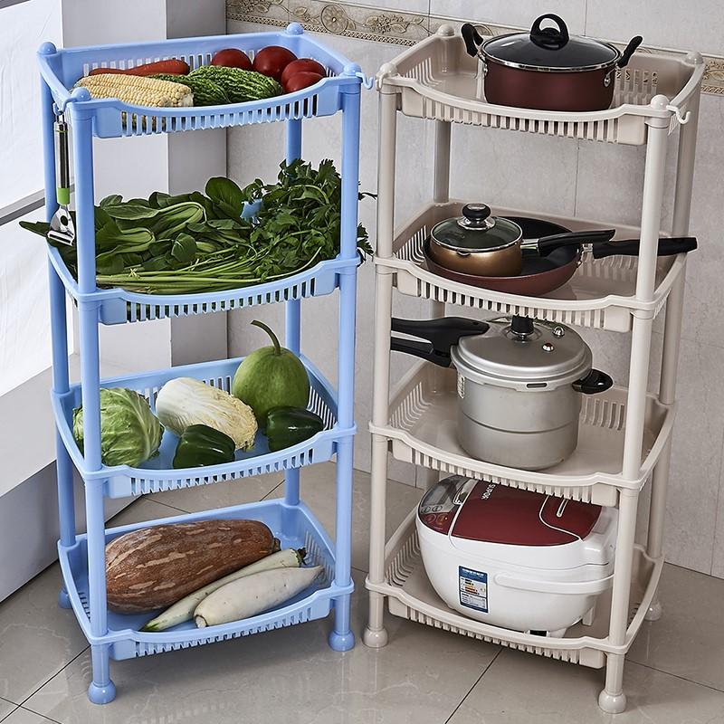 柜三层碗筷塑料收纳盒