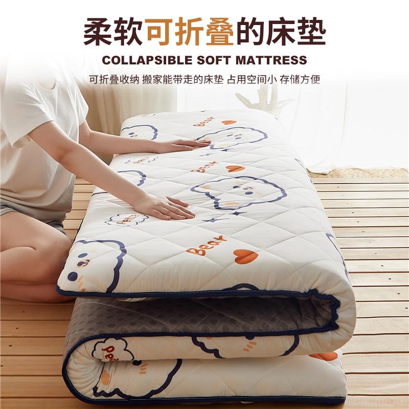 床垫软垫家用海绵垫夏季宿舍学生单人租房专用褥子榻榻米地铺睡垫 No.3