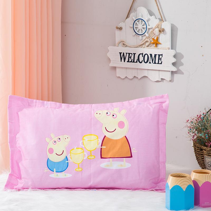 夏天儿童荞麦枕头宝宝冰丝凉枕3-6-9岁幼儿园小学生午休四季通用