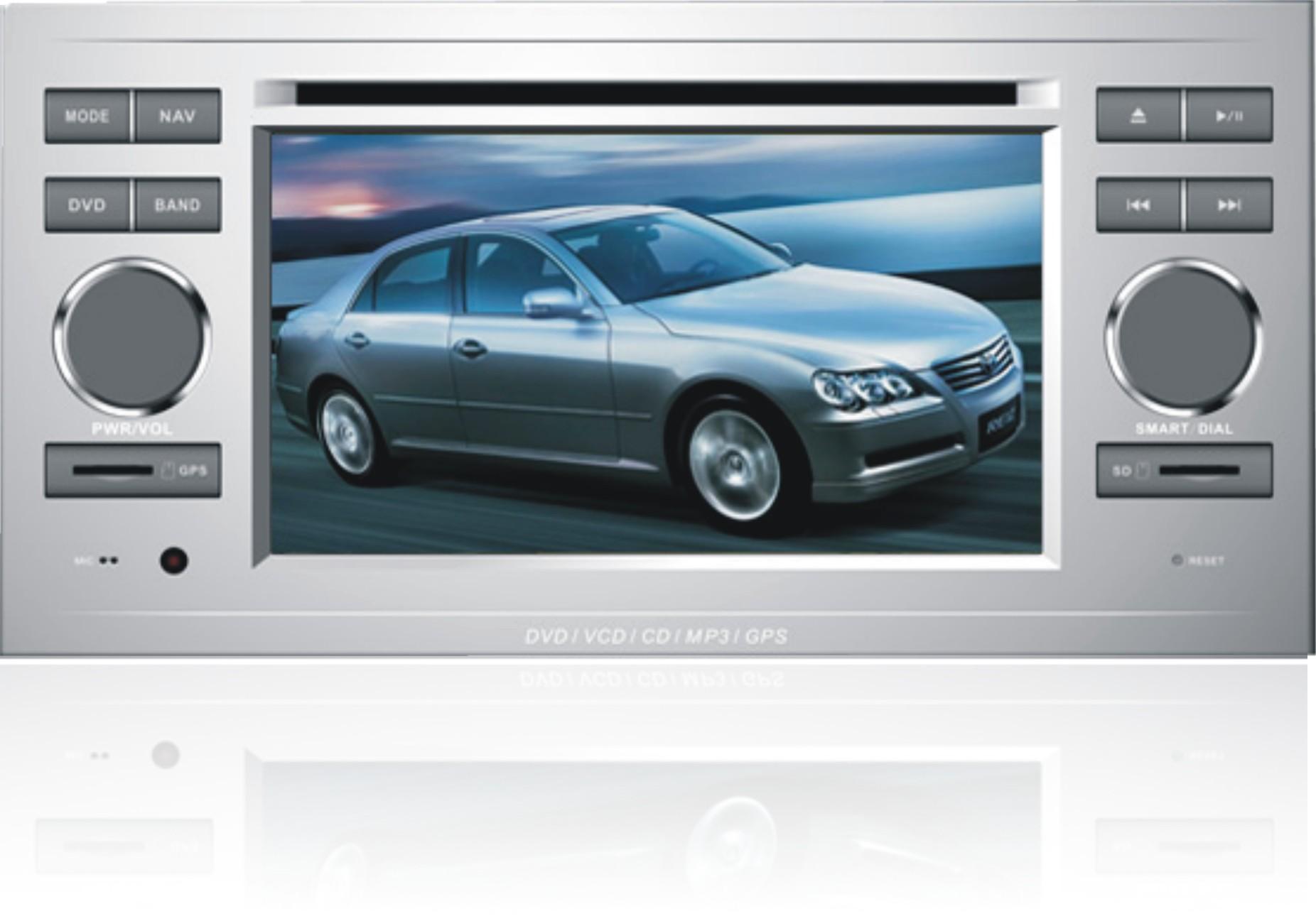 蓝牙凯立德收音播放音频卫星定位系统车机导航 DVD 功能电容 CE 新品