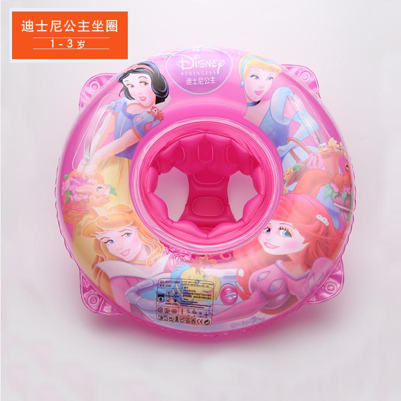 兒童游泳圈新生嬰兒脖圈小孩充氣水上玩具坐騎寶寶坐圈0-1-3-6歲