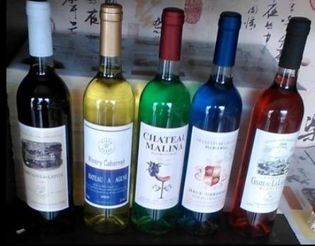 促销装饰洋酒调色剂 洋酒色素 仿真红酒色素 仿真葡萄酒色素颜料