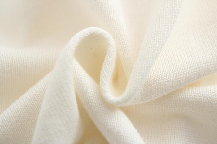 百搭米白色女童短外套女大童披肩坎肩公主礼服披肩薄款空调房开衫