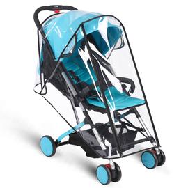 通用型婴儿推车防雨罩防风罩儿童车伞车雨衣宝宝推车挡风罩保暖罩
