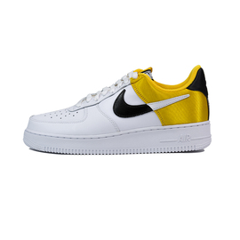 Nike Air Force 1 AF1丝绸 拼接 BQ4420-BQ4591-100