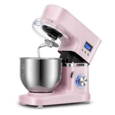 海氏HM740厨师机家用小型多功能全自动活面机商用揉面机和面机