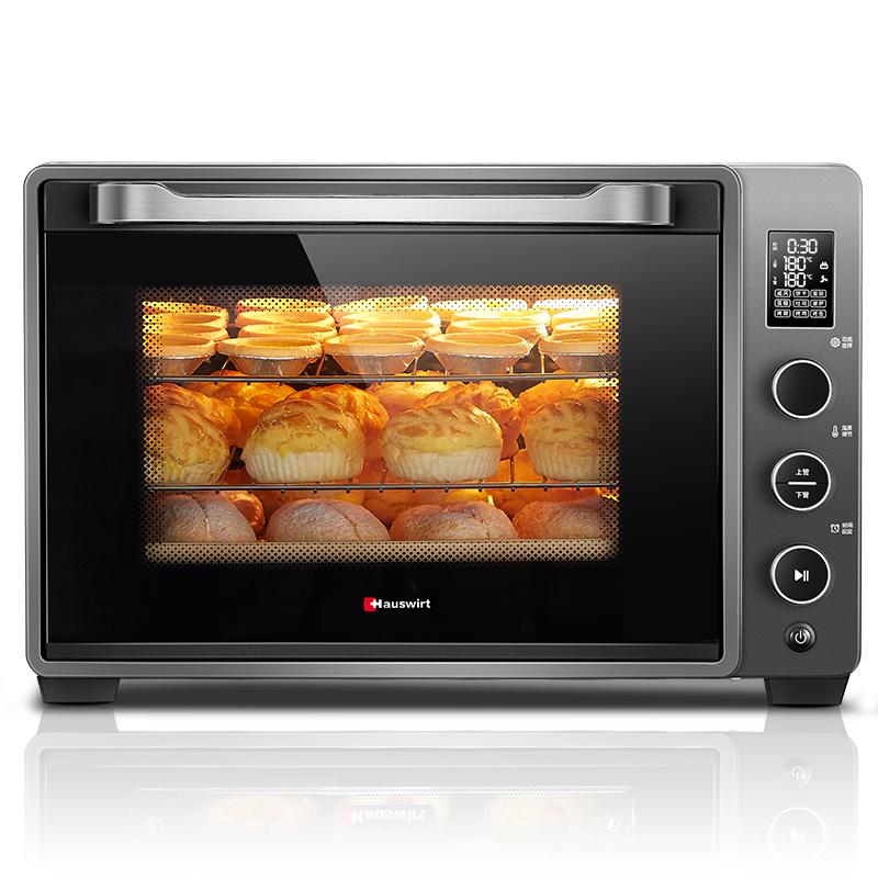 Hauswirt/海氏C75电烤箱家用大容量商用私房烘焙蛋糕多功能全自动