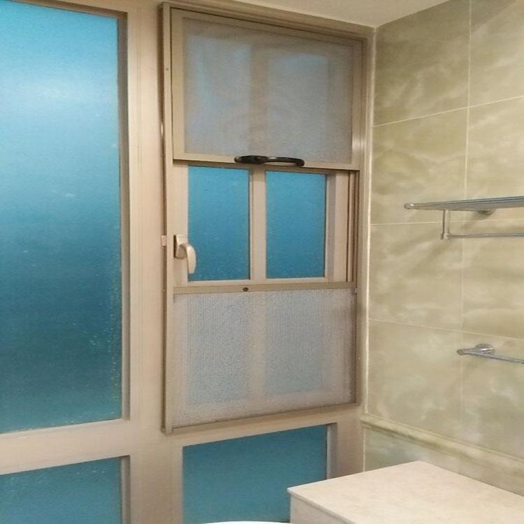凤铝金刚网隐形三趟式可拆洗隐形纱窗儿童防护防盗金钢网窗