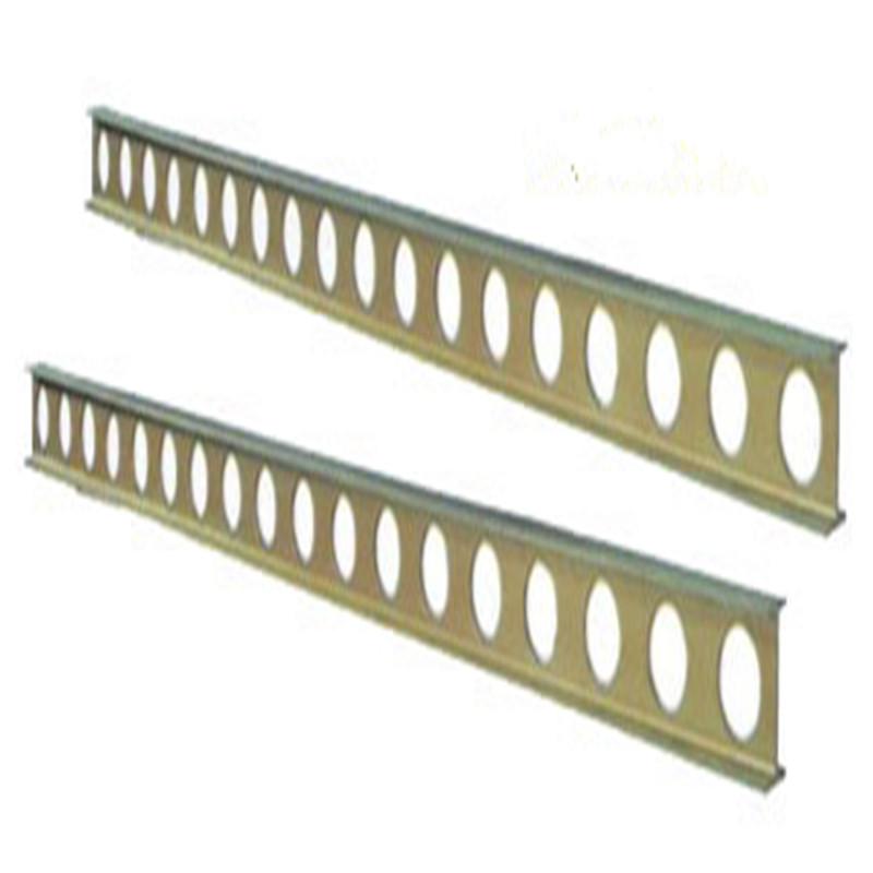 【包邮】镁铝平尺镁铝轻型平尺镁铝工字平行平尺镁铝合金检验平尺