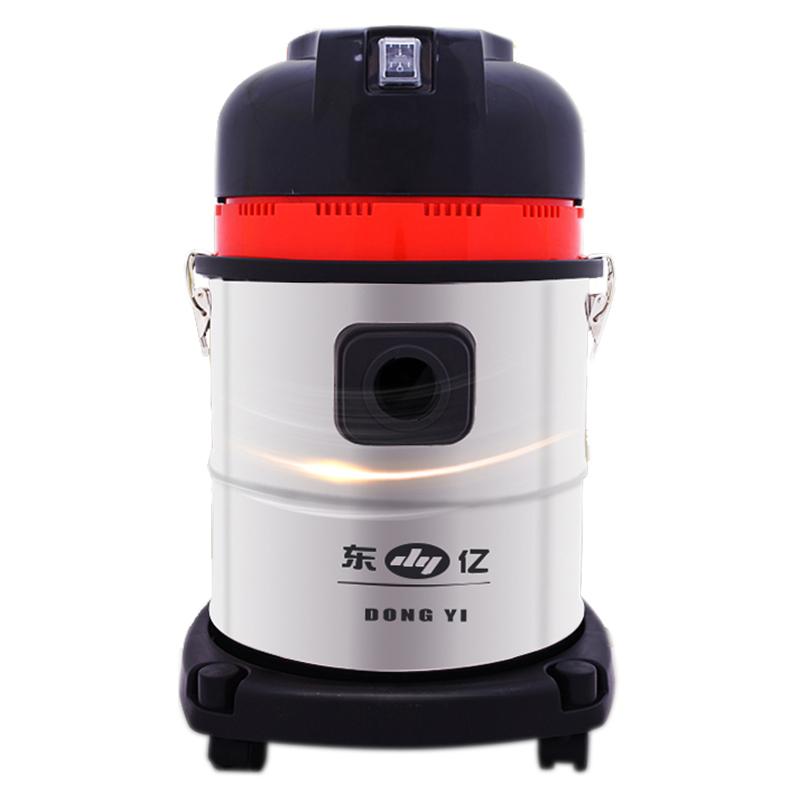 东亿吸尘器家用大吸力小型超静音强力手持式大功率干湿吹三用工业