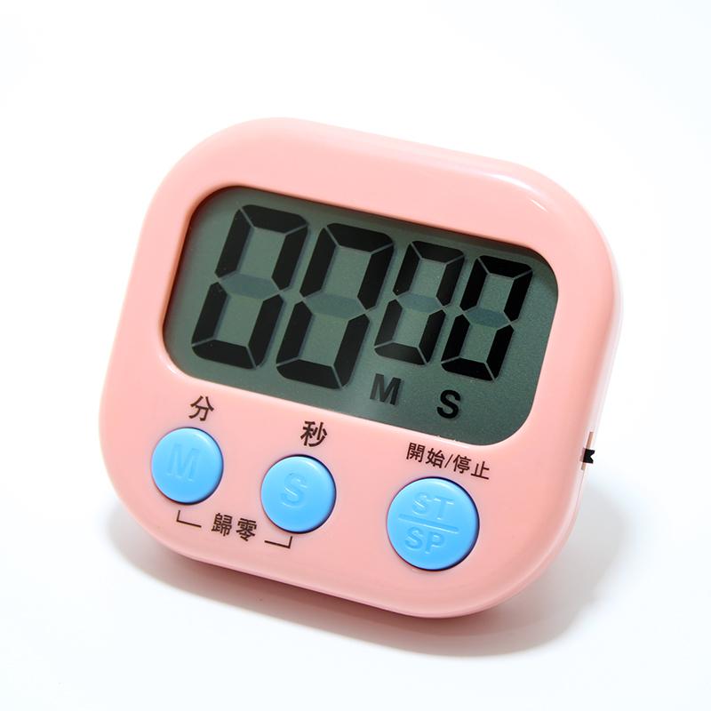 [淘寶網] 學生大聲可愛番茄鍾電子鬧鐘秒錶廚房定時器計時器提醒器倒計時器