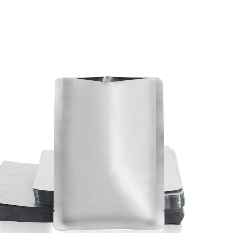 50只 16*22cm纯铝箔复合袋纯铝真空袋避光包装袋 食品袋 粉末袋