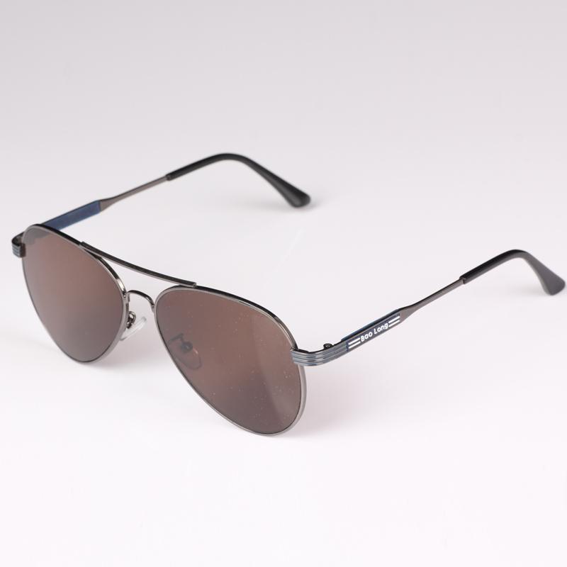 水晶眼镜男 正品蛤蟆镜高档茶色水晶墨镜时尚太阳镜  纯天然石头镜