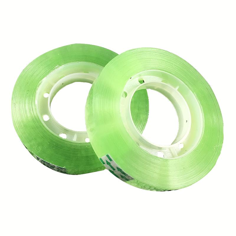 文具胶带透明胶带小胶布透明小胶带批发小胶纸宽0.8-1-1.2-1.5cm