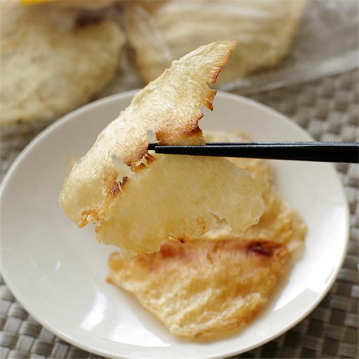 休闲即食零食 袋 70g 鳐鱼翅干即食鱼干 进口北海道海产 日本直邮