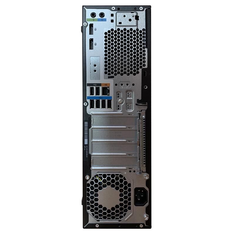 惠普(HP)Z2G4 SFF 塔式工作站小机箱I7-8700 8G 1T DVDRW 替代Z240 SFF 台式机电脑设计