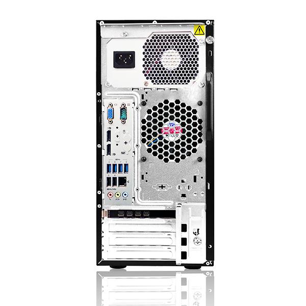 联想(ThinkStation)P320 图形工作站 至强E3酷睿I5-7500 I7-7700 3D三维动画渲染平面设计师CAD电脑主机