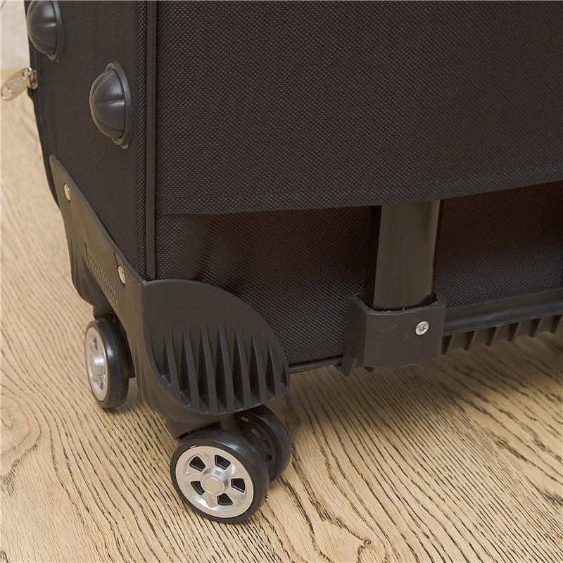 寸大学生登机箱女 20 寸密码箱男旅行箱子 24 商务拉杆箱万向轮行李箱