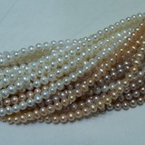 MIS SHINING/Honey Hennessy AAA3/AAA3 plus Natural Freshwater Pearls Semi-finished loose bead diy batch