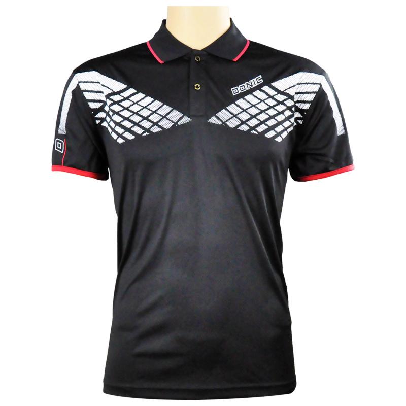 【莹恋】DONIC多尼克乒乓球服装男女款比赛运动服队服短袖球衣T恤