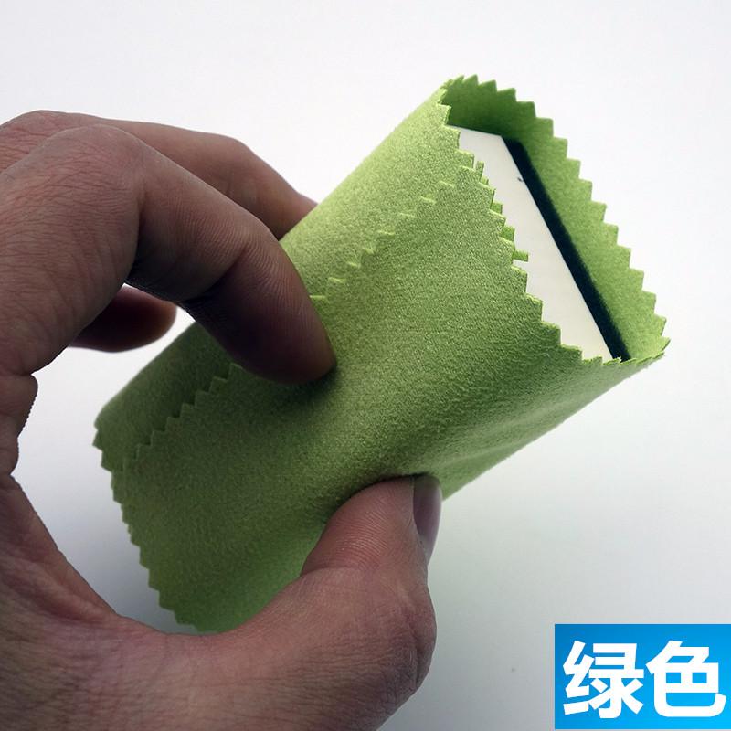 度晶绒布双面绒镀晶擦拭布镀晶毛巾镀膜毛巾 汽车美容镀晶专用布