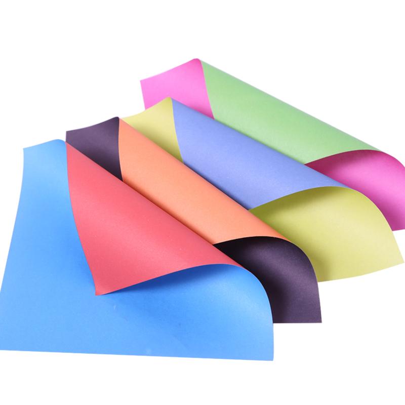双面双色彩色折纸两面不同色手工纸正方形小学生儿童小碎花15cm折纸手工纸印花折纸正方形15cm*15cm送教程