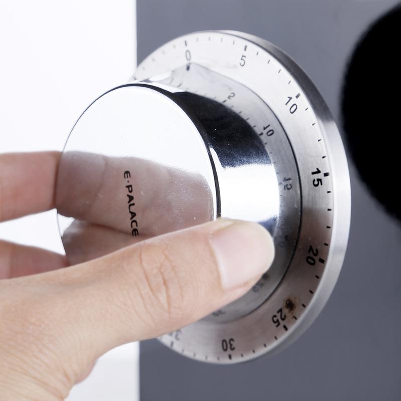依铂雷司厨房计时器学生提醒器机械式定时器烘焙儿童闹钟倒计时器